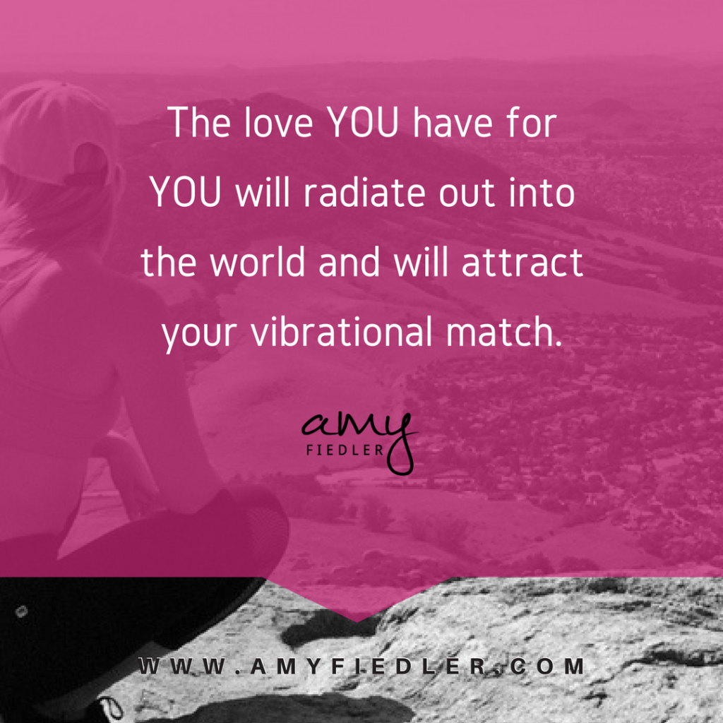 vibrational match Amy Fiedler
