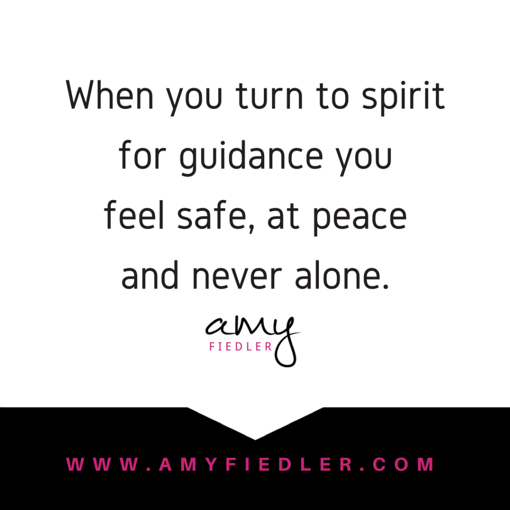 spiritual guidance Amy Fiedler