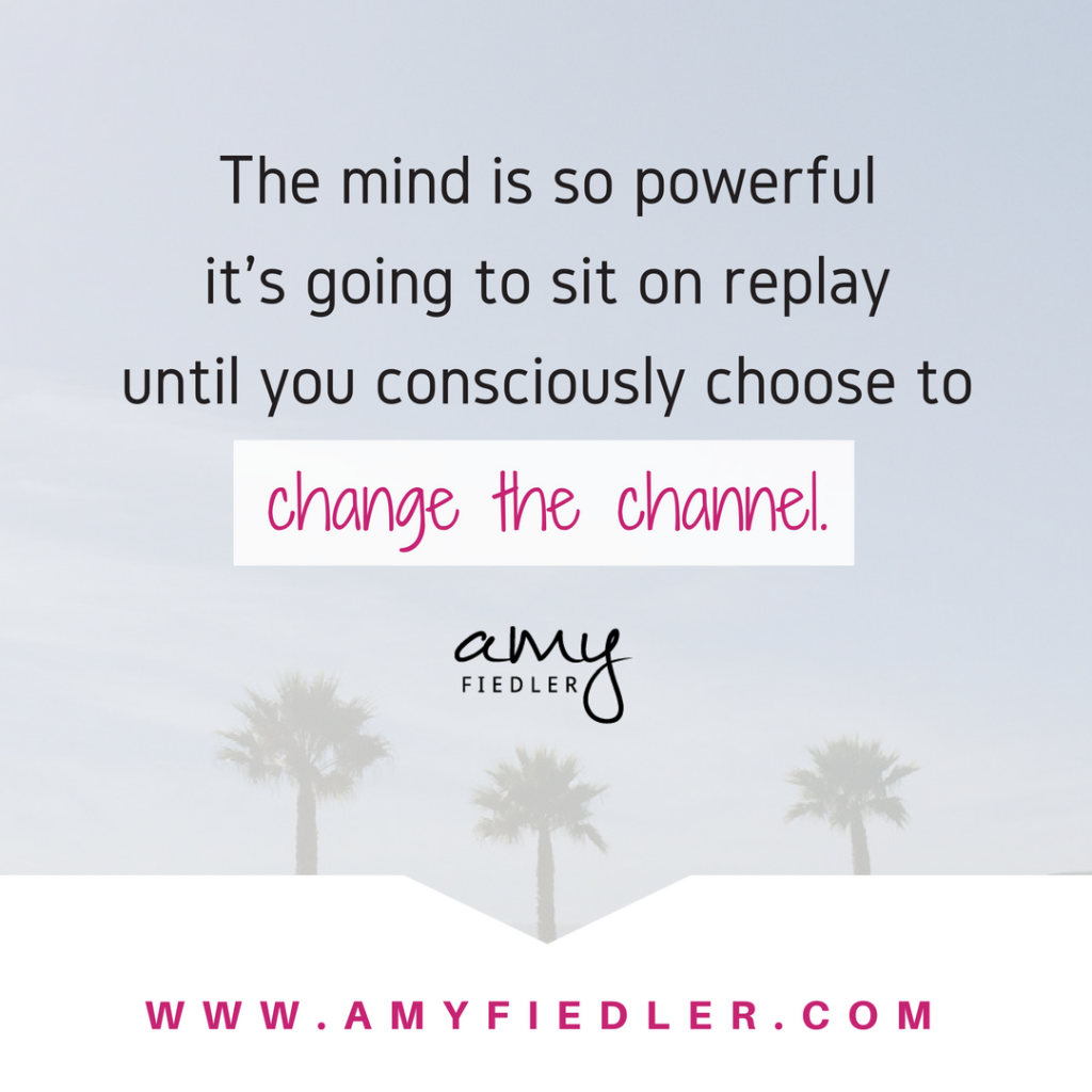 powerful mind Amy Fiedler