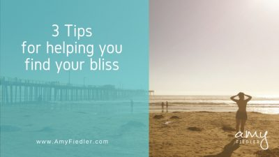 finding your bliss