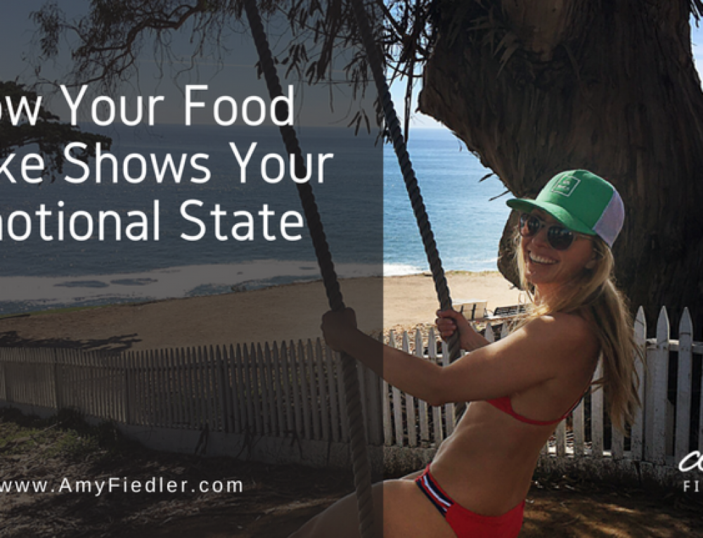 How Your Food Intake Shows Your Emotional State